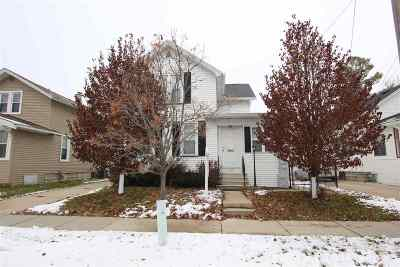Oshkosh Single Family Home Active-No Offer: 110 W 15th
