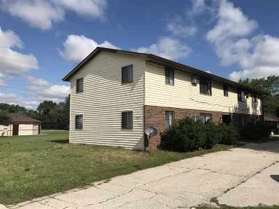 Green Bay Multi Family Home Active-No Offer: 2215 Imperial