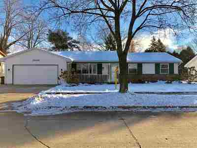 Appleton Single Family Home Active-No Offer: 3006 N Rankin