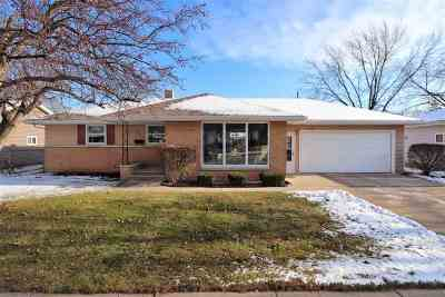 Green Bay Single Family Home Active-No Offer: 1609 S Oneida