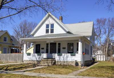Green Bay Multi Family Home Active-No Offer: 826 Kellogg
