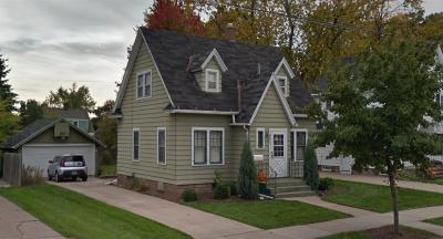 Appleton Single Family Home Active-No Offer: 1209 W Packard