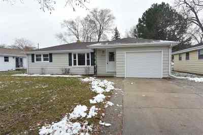 Green Bay Single Family Home Active-No Offer: 2066 Richmond