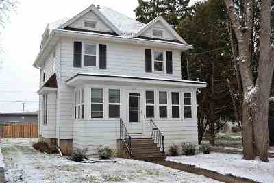 Oshkosh Single Family Home Active-No Offer: 416 Hobbs