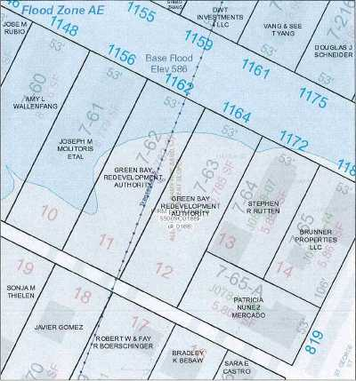 Green Bay Residential Lots & Land Active-No Offer: 1162 Day