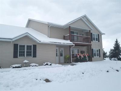 Waupaca Condo/Townhouse Active-No Offer: 221 Country Side