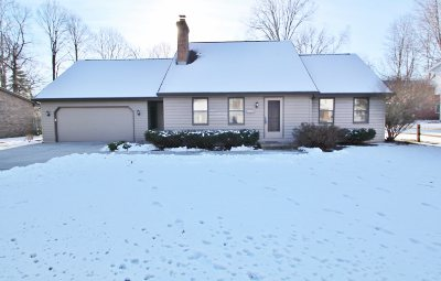 Green Bay Single Family Home Active-Offer No Bump: 2415 Ironwood