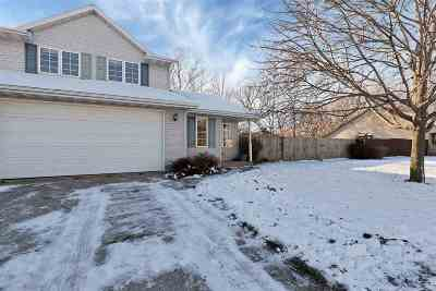 Green Bay Condo/Townhouse Active-No Offer: 3342 Iris