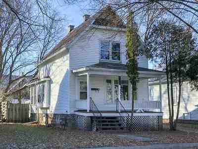 Green Bay Single Family Home Active-No Offer: 819 Howard