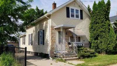 Oshkosh Single Family Home Active-No Offer: 662 W 9th