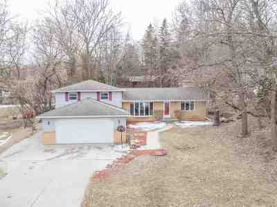 Green Bay Single Family Home Active-No Offer: 2596 Deckner