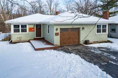 Appleton Single Family Home Active-Offer No Bump: 206 W Seymour