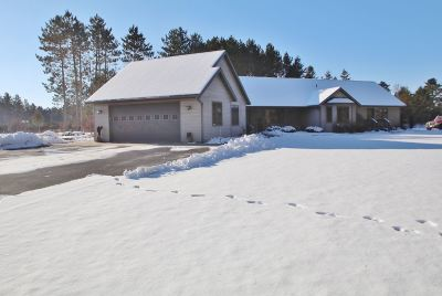 Marinette County Single Family Home Active-Offer No Bump: W10745 Kottke