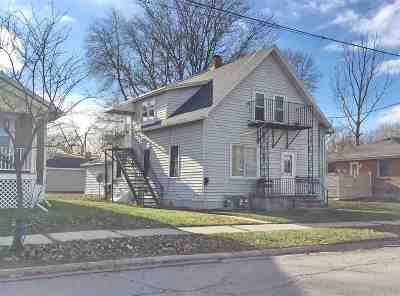 Green Bay Multi Family Home Active-No Offer: 1112 Day