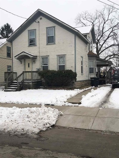 Oshkosh Single Family Home Active-No Offer: 757 Woodland