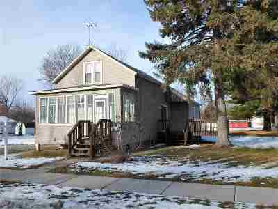 Single Family Home Active-No Offer: 316 Smith