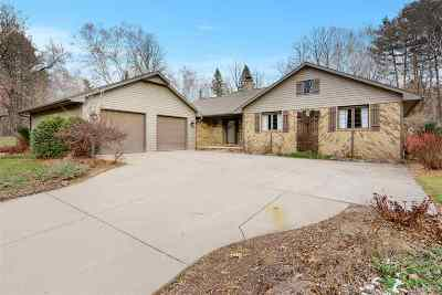 Green Bay Single Family Home Active-No Offer: 915 Lacount