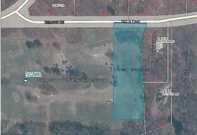Waupaca Residential Lots & Land Active-Offer No Bump: Nelson