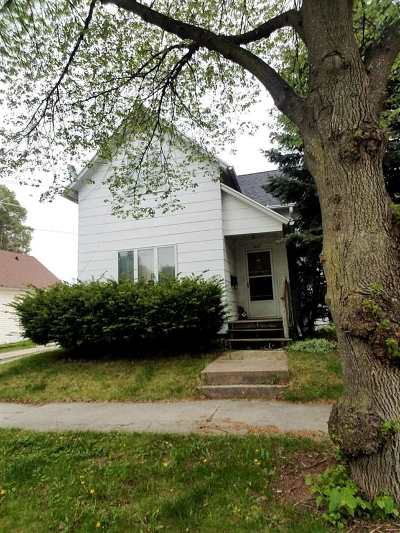 Green Bay Multi Family Home Active-No Offer: 325 S Irwin