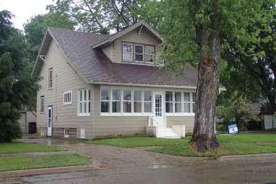 Shawano Single Family Home Active-No Offer: 501 S Washington