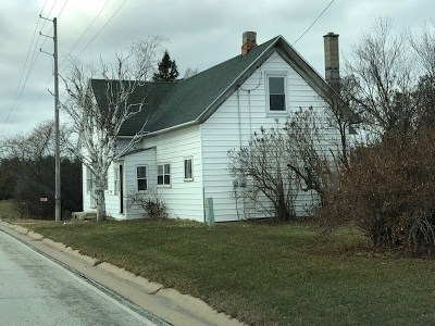 Luxemburg Single Family Home Active-Offer No Bump: E1080 Hwy K