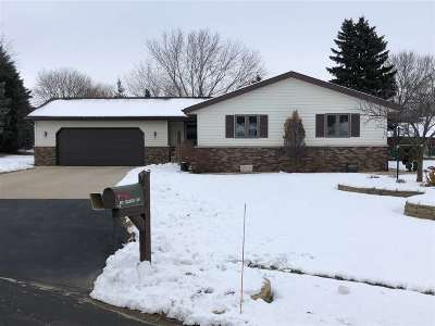 Appleton Single Family Home Active-Offer No Bump: 33 Apache