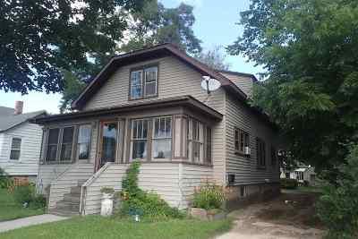 Shawano Multi Family Home Active-No Offer: 509 E Green Bay