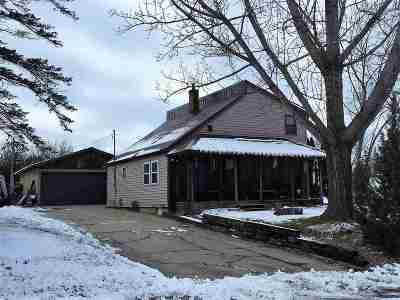 Oconto Falls Single Family Home Active-No Offer: 169 Birch