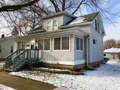 De Pere Single Family Home Active-No Offer: 227 N Huron