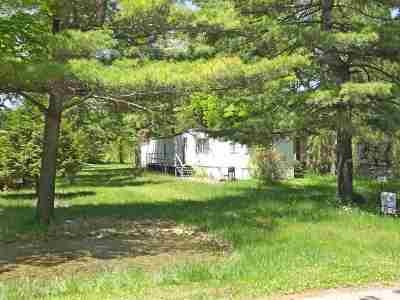 Suring WI Single Family Home Active-No Offer: $29,900