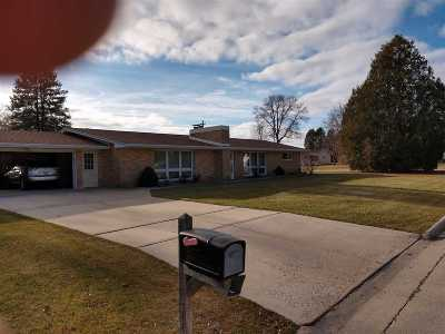 Green Bay Single Family Home Active-No Offer: 1671 View
