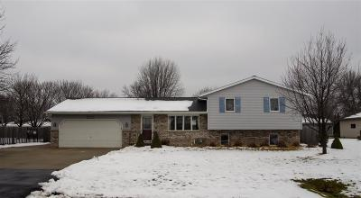 Appleton Single Family Home Active-No Offer: W5600 Rustic