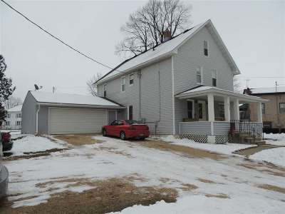 Bonduel Multi Family Home Active-Offer No Bump: 213 W Green Bay