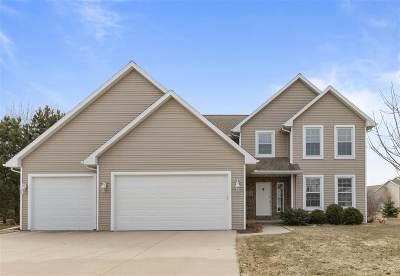 Appleton Single Family Home Active-No Offer: 2615 E Greenleaf