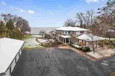 Oshkosh Single Family Home Active-No Offer: 4994 S Hwy 45