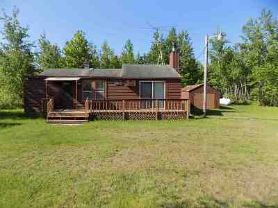Mountain Single Family Home Active-No Offer: 15187 Island Lake