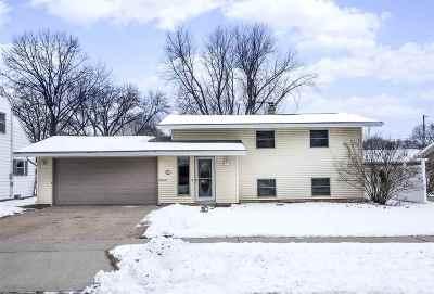 Appleton Single Family Home Active-No Offer: 631 S Schaefer