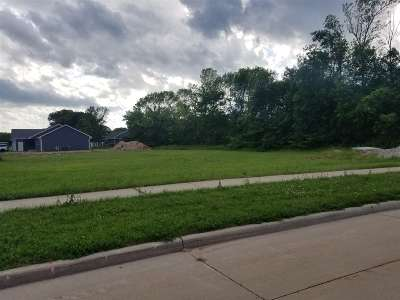Appleton WI Residential Lots & Land Active-No Offer: $54,900
