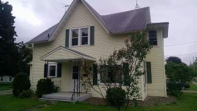 Bonduel Multi Family Home Active-No Offer: 300 N Cecil