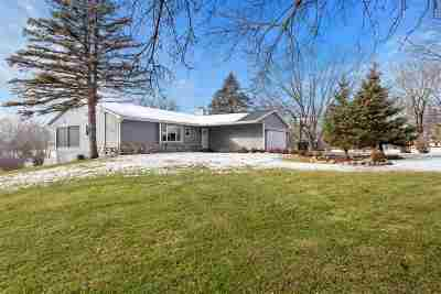 Appleton Single Family Home Active-No Offer: 1375 S Bluemound