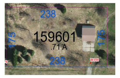 De Pere Residential Lots & Land Active-No Offer: W358 Hwy Ee