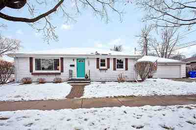 Single Family Home Active-No Offer: 2205 N McDonald