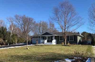 Peshtigo Single Family Home Active-Offer No Bump: 410 Rainbow