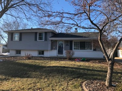 Menasha Single Family Home Active-Offer No Bump: 1108 Melissa