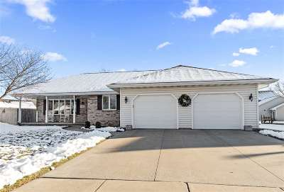 Appleton Single Family Home Active-Offer No Bump: 41 Weatherstone