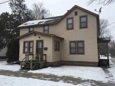 Shawano Multi Family Home Active-No Offer: 233 S Andrews