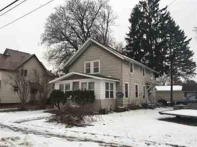 Shawano Multi Family Home Active-No Offer: 515 E 5th