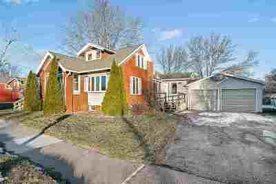 Black Creek Single Family Home Active-Offer No Bump: 206 S Main