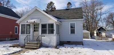 Oshkosh Single Family Home Active-Offer No Bump: 1925 Jefferson