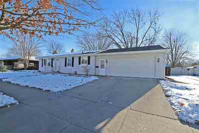 Appleton Single Family Home Active-Offer No Bump: 1135 W Marquette